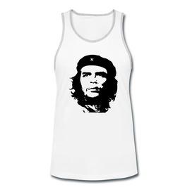 Men's Ernesto Che Guevara Printed Tank Top