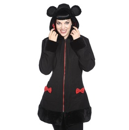 Banned Apparel Panda Ears Coat