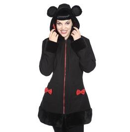 Banned Apparel Panda Ears Coat