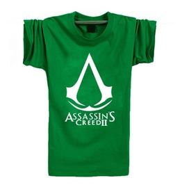 Mens Green Assassins Creed Tee