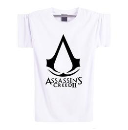 Mens White Assassins Creed Tee
