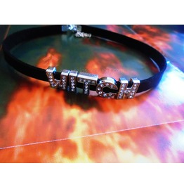 """Witch"" Choker"