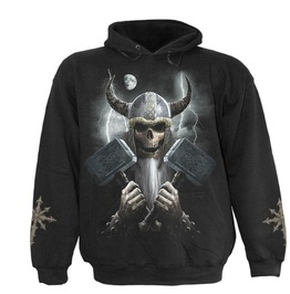 Men,S New Undead Hammers Black Hoody