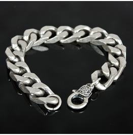 Thick Box Chain Metal Bracelet 63