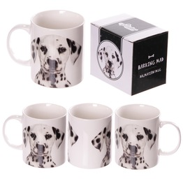 Egg N Chips London New Bone China Cute Dalmatian Design Mug