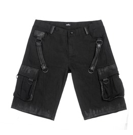 Punk Rave Men's Casual Shorts With Two Pockets K 156