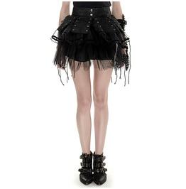 Lolita Two Piece Spiky Tutu Pettiskirt Q 284
