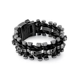 Stainless Steel Bracelet Skulls