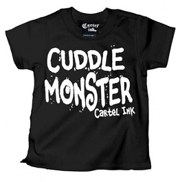 Cuddle Monster Cartel Ink Kids T Shirt