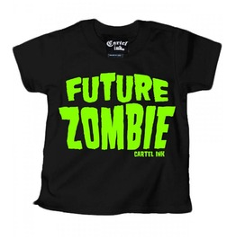 Future Zombie Cartel Ink Kids T Shirt