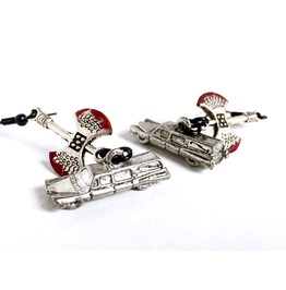 Bloody Axes And Hearses Earrings