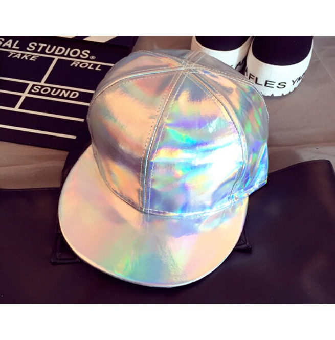 rebelsmarket_hip_hop_cap_silver_rainbow_hat_a103_hats_and_caps_3.jpg