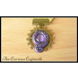 Purple Cthulhu Medal