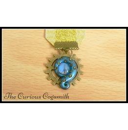 Blue Cthulhu Medal