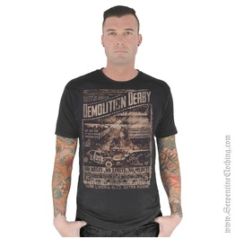 Demolition Derby Men's Tee
