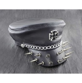 Punk Rock Long Pointed Spikes Caps