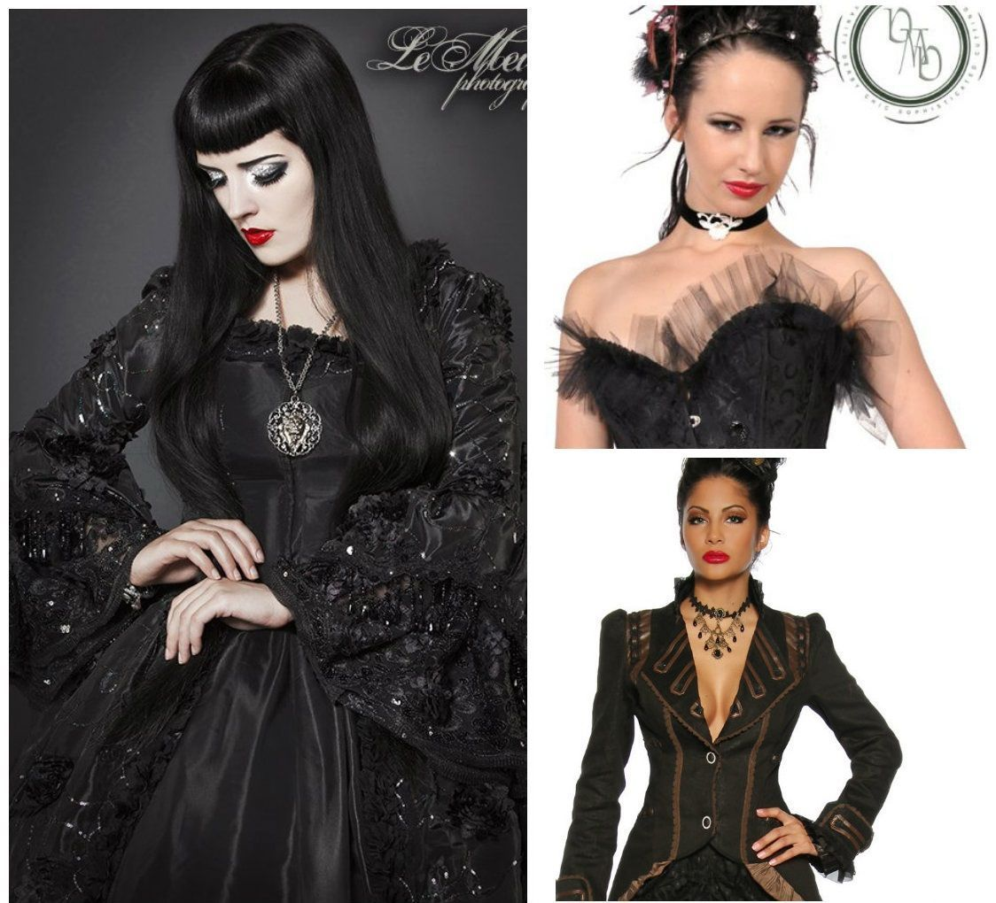 Rock Fashion Inspired By: Repo! The Genetic Opera