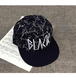 Letters Cap Hiphop Hat A106