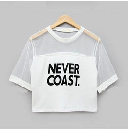 Women's Casual Never Coast Printed Top