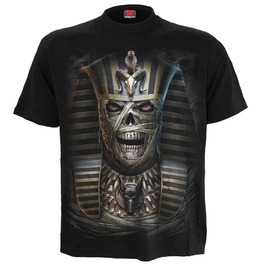 New Men Black Undead Horror Zombie Tombstone T Shirt