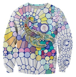 Scorpio Sweater From Mr. Gugu & Miss Go