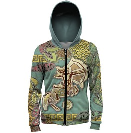 Sagittarius Hoodie From Mr. Gugu & Miss Go