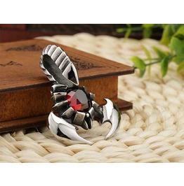 Stainless Steel Penny Dreadful Pendant, Scorpion Pendant, Scorpion Jewelry