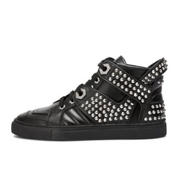 Studded High Top Sneaker