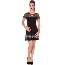 Spider Gothic Dress, Gothic Dress, Spider Dress, Goth Dress, Summer Dress