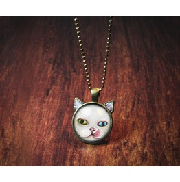 Milico White Cat Gift