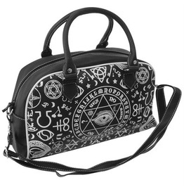 Ouija Bag, Gothic Bag, Occult Bag, Magic Bag,