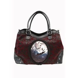 The Gothic Cameo Bat Bag, Gothic Bag, Occult Bag, Magic Bag
