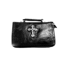 The Gothic Cross Bag, Gothic Bag, Occult Bag, Cross Bag