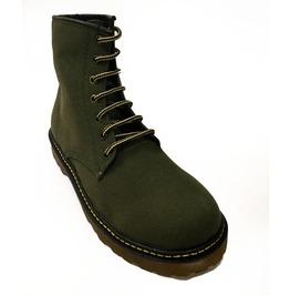 U.P.I.A.B.G. Dr Lona Olive Green Unisex Boots