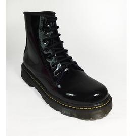 U.P.I.A.B.G. Dr Negro Pu Unisex Boots