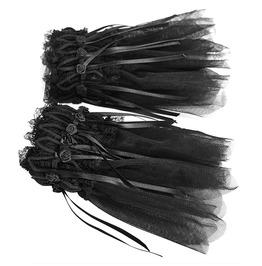 Women's Lolita Handmade Rose Lace Gloves/Collar/Headwear Ls 043