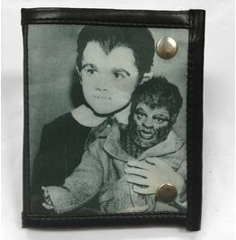 Dr. Frankenstein Eddie Munster Bi Fold Wallet Drfrk54