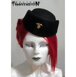 Dr. Frankenstein Military Russian Style Felt Beret