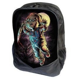 Chucky Board Backpack Rucksack Laptop Bag