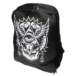 All Seeing Eye Backpack Rucksack Laptop Bag Occult