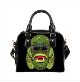 Creature From The Black Lagoon Shoulder Handbag