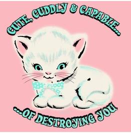Cute, Cuddly Destroyer Infant Onesie