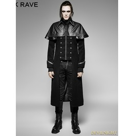 Shop High Quality Goth Coats for Men at RebelsMarket