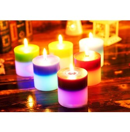 Home Decor Electric Flameless Candles D4