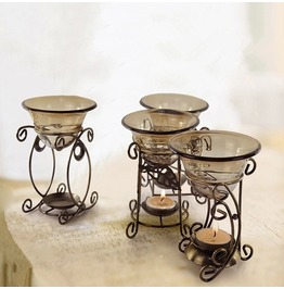 Home Decor Antique Styles Aroma Candle Holder Ac1