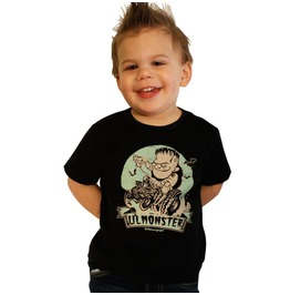 Lil' Monster Kids T Shirt
