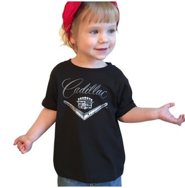 Vintage Cadillac Gm Toddler T Shirt