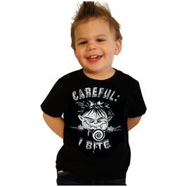 I Bite Toddler T Shirt