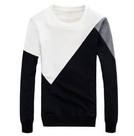 Stylish Three Color Sweater
