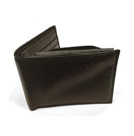 Gamuzzi Mens Brown Leather Wallet